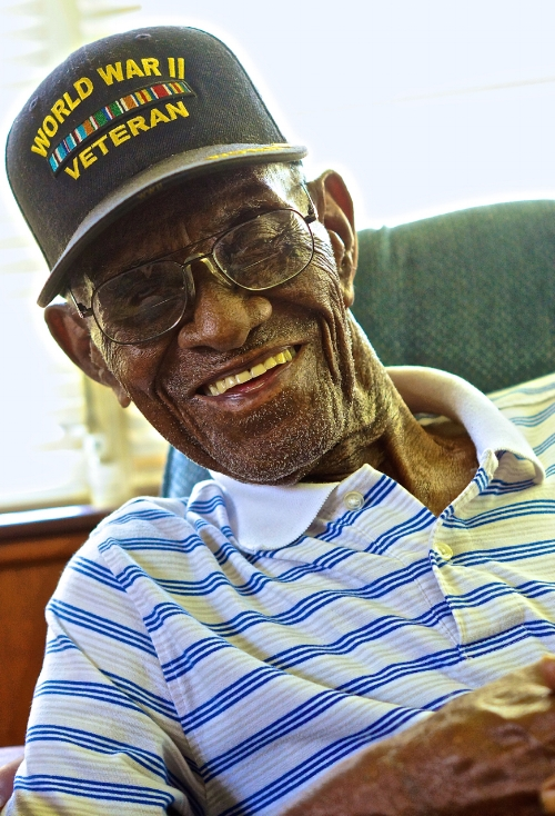 Richard Overton