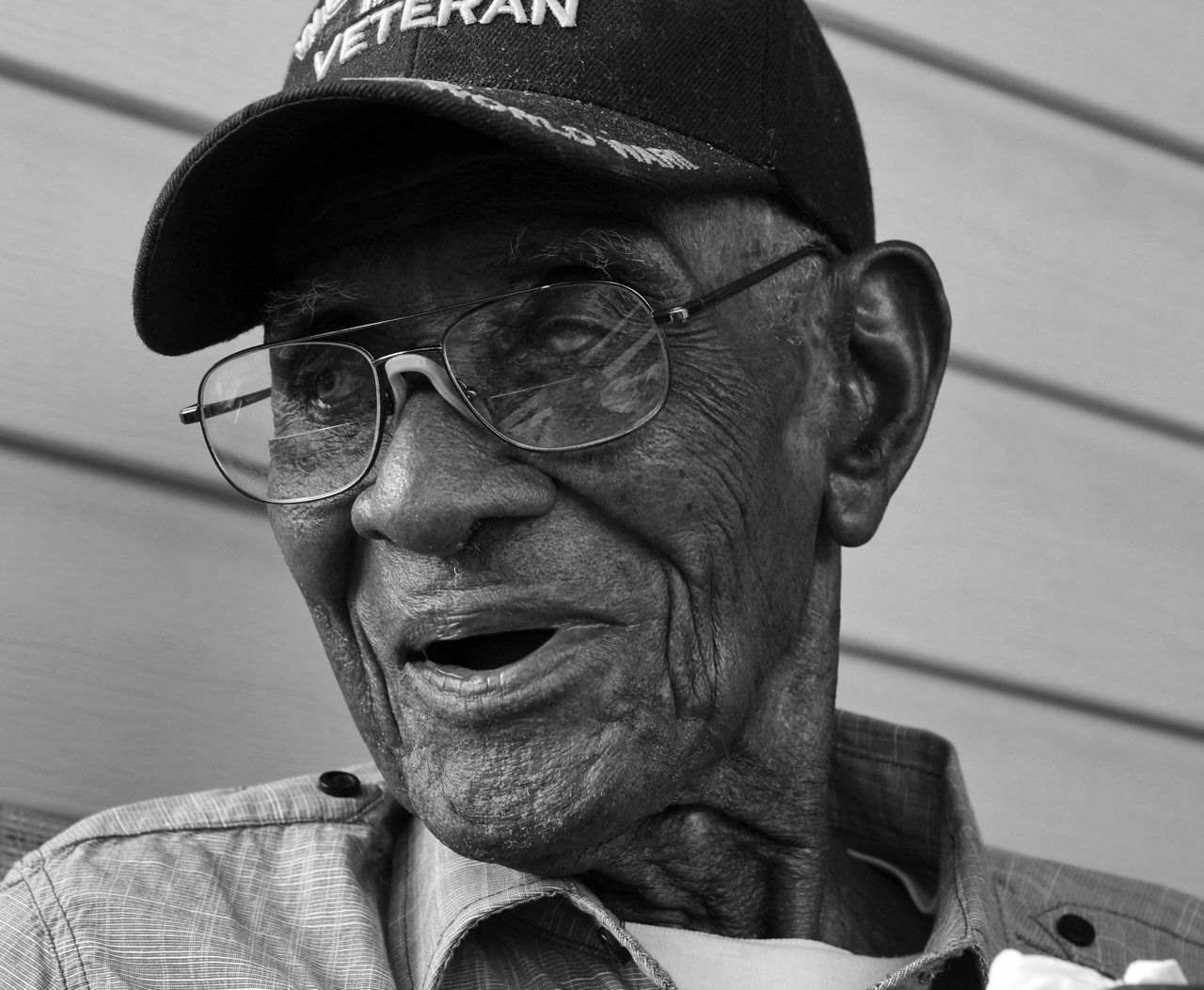 Richard Overton, the nation's oldest living World War II veteran, celebrated his 112th birthday on Friday, May 11, 2018, at his East Austin, Texas, home where he has lived since 1945.