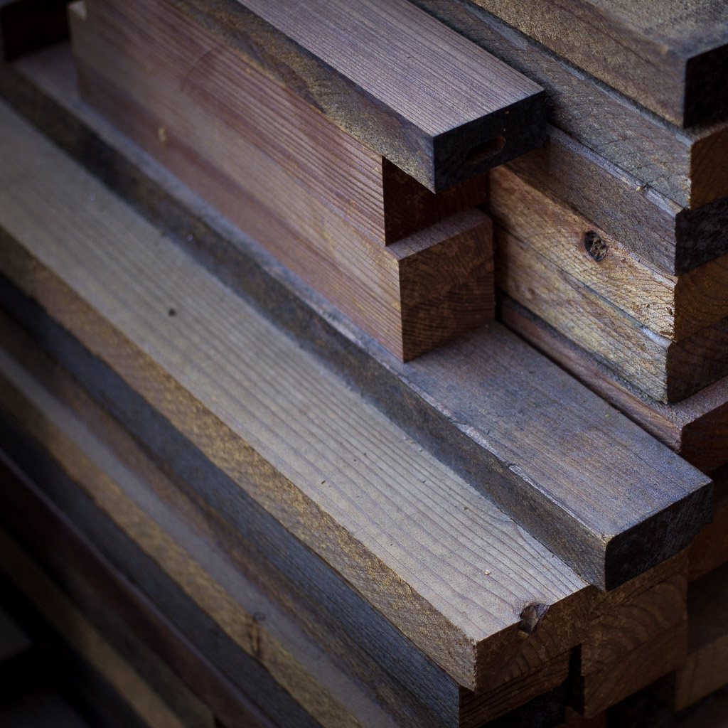 redwood stack