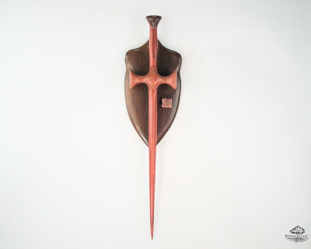 Wenge Shield Bloodwood Sword.JPG