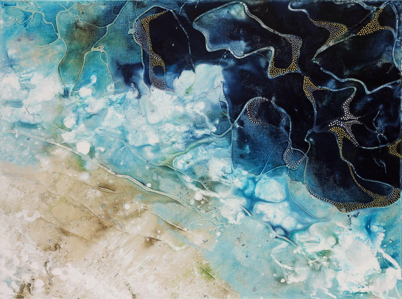 Gulf of Indigo