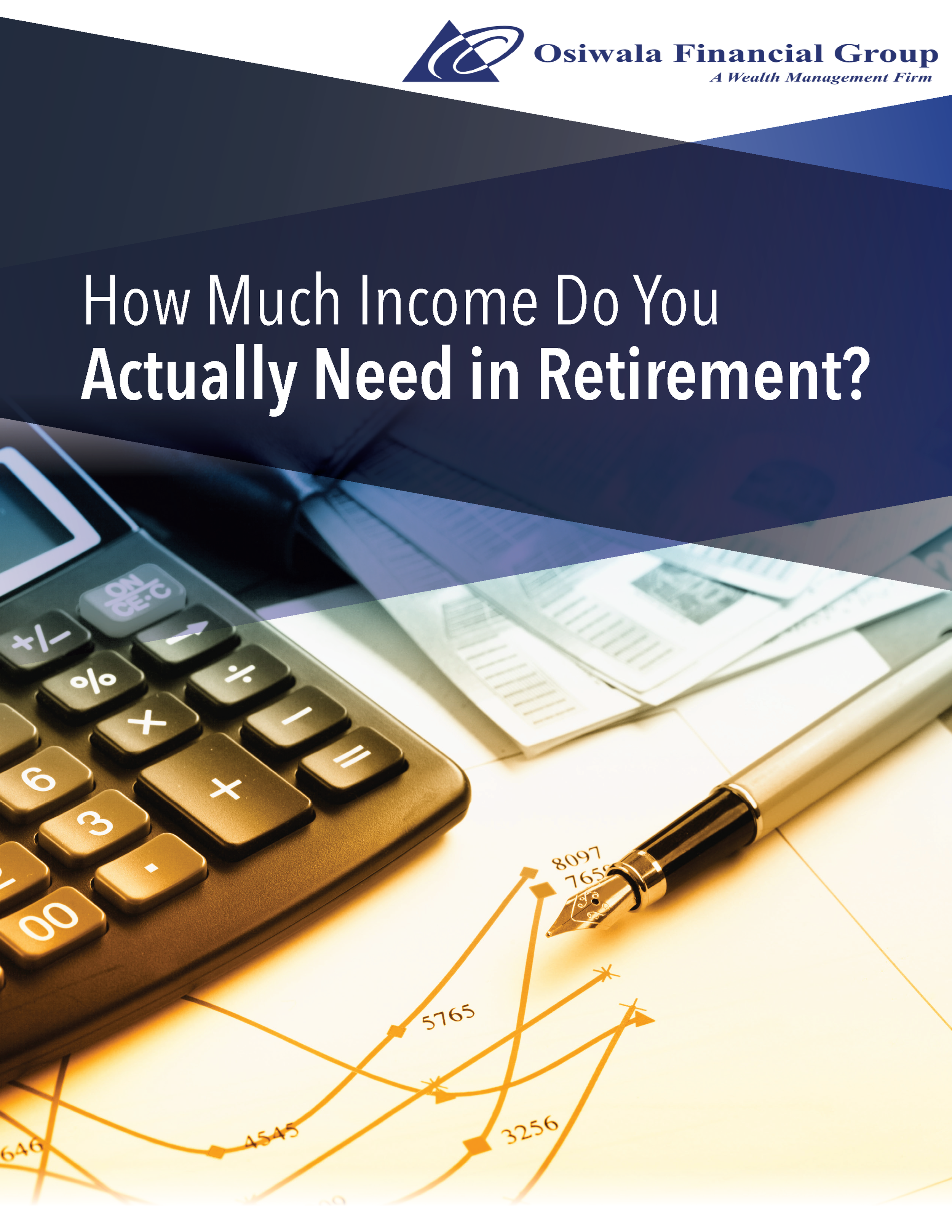 How Much Income Do You Actually Need in Retirement