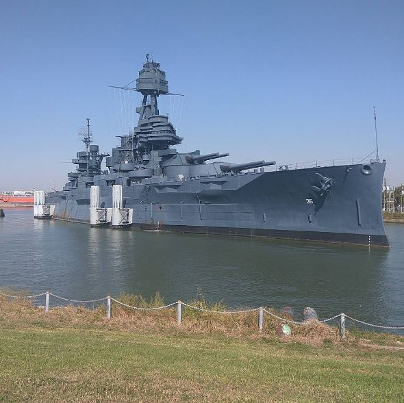 Battleship Texas State Historic Park