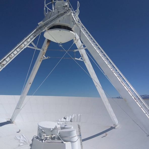 Radio Telescope from the Very Large Array