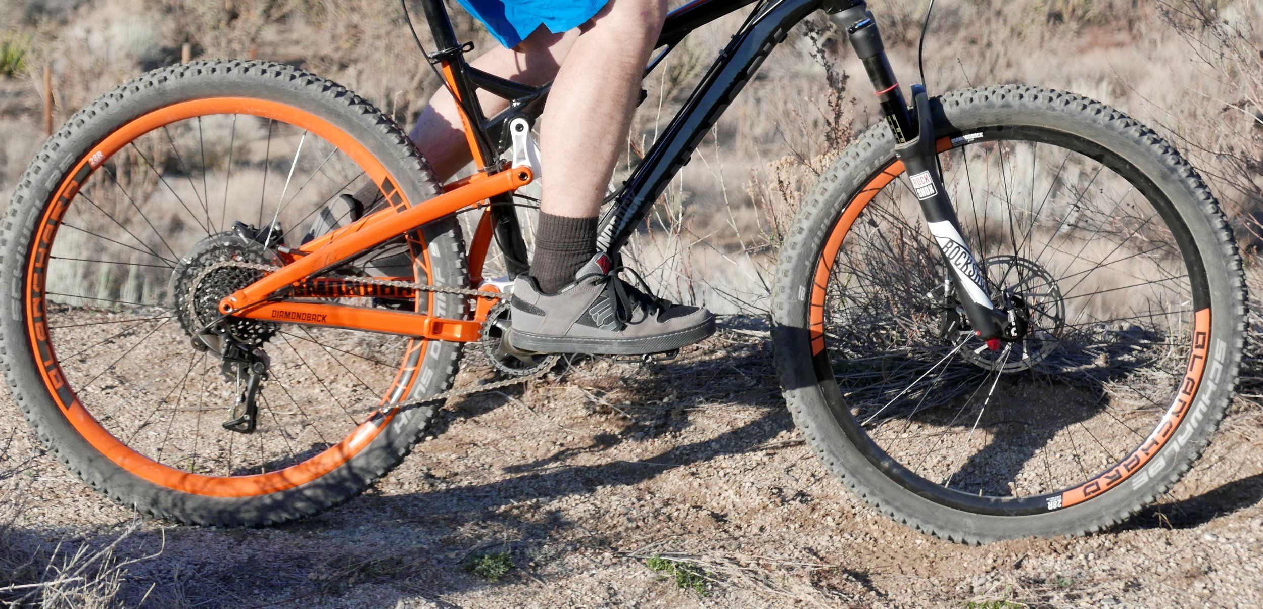 Neutral pedal position allows the rider to equally distribute their weight on each pedal.-Photo MST Adventures, Rider-Corey Spoores
