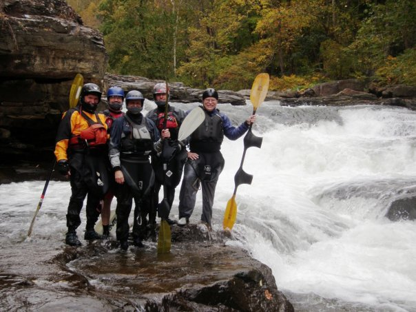 Developing a higher level of skills, the KRT Crew, spent two days learning and building their Intermediate skills set in river reading, on water communication and  risk management . -Photo Mike Gillam