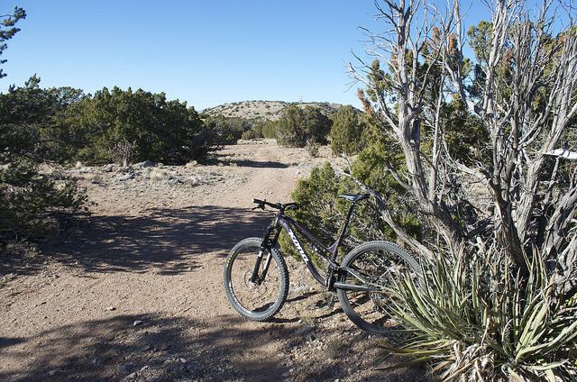 Eric's Kona Process 111-Photo: Mountain Bike New Mexico