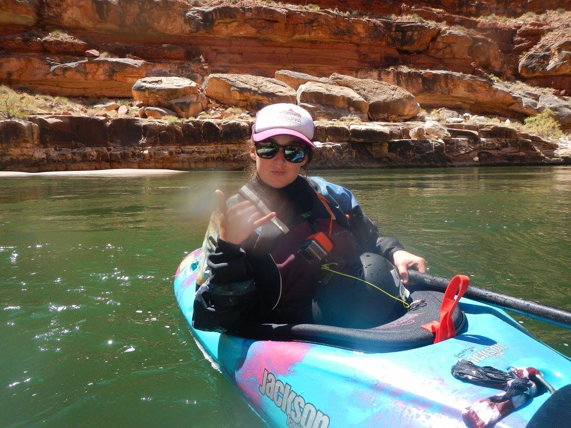 Dream Days Author, Alison Gilam is a Whitewater Kayaker from the midwest, who has cut her teeth on the east coast classics, like the Lower Yough, Gauley, and Cheat River, and can be found running the Ohio Brown Water from time to time.