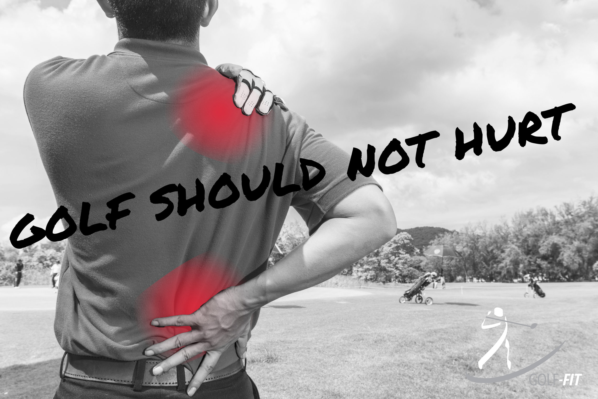 The journey to healthier golf - The pain you are experiencing on the golf course should not be viewed just as a sign of aging. It might actually be hinting at more serious health concerns in the future. Healthier golf is a journey, and GOLF-FIT's mission is to accompany you on it.