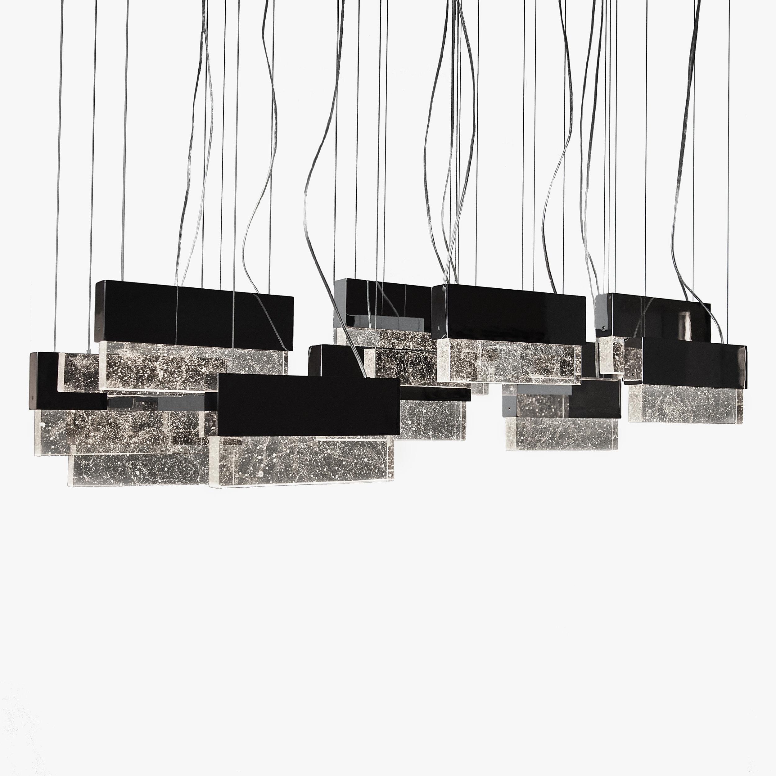 Copy of ISA chandelier - 12 light