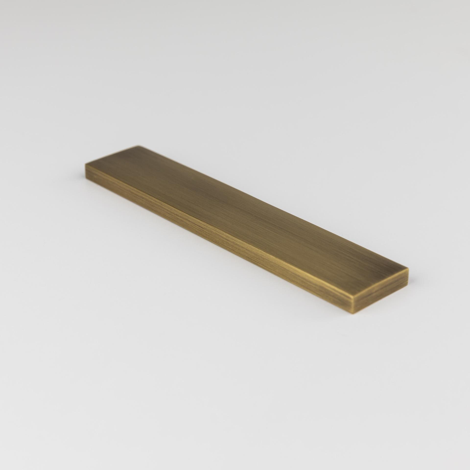 Light Antiqued Brass