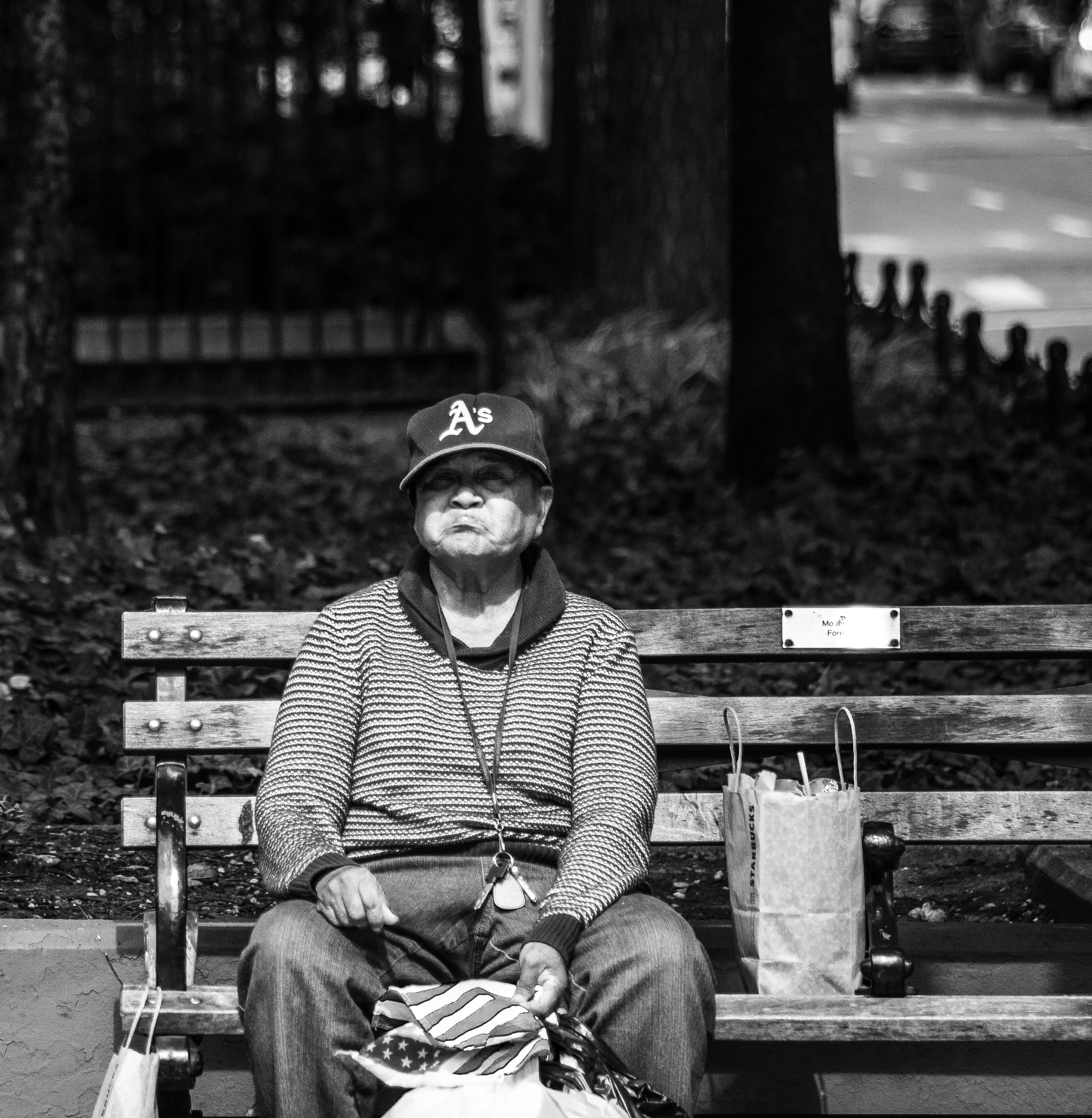 benched on Broadway