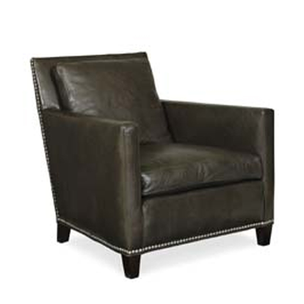 4. L1296-01 Leather Chair