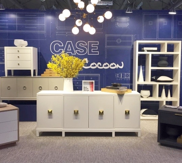 CASE by Cocoon at the Interior Design Show Toronto, Jan,. 19-22, 2017.
