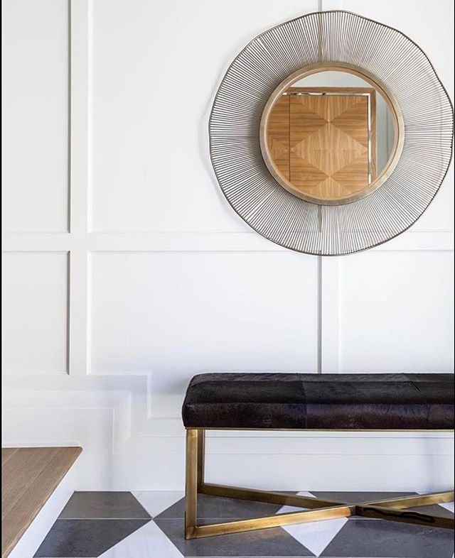 Mirror mirror...you don't have to be the fairest but definitely like who's looking back at you!  #Olympia mirror available @cocoonfurnishings