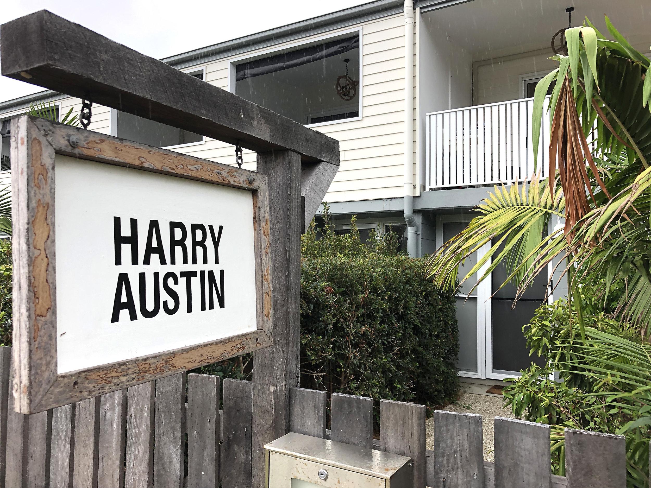 Harry Austin Sign Installed.jpg