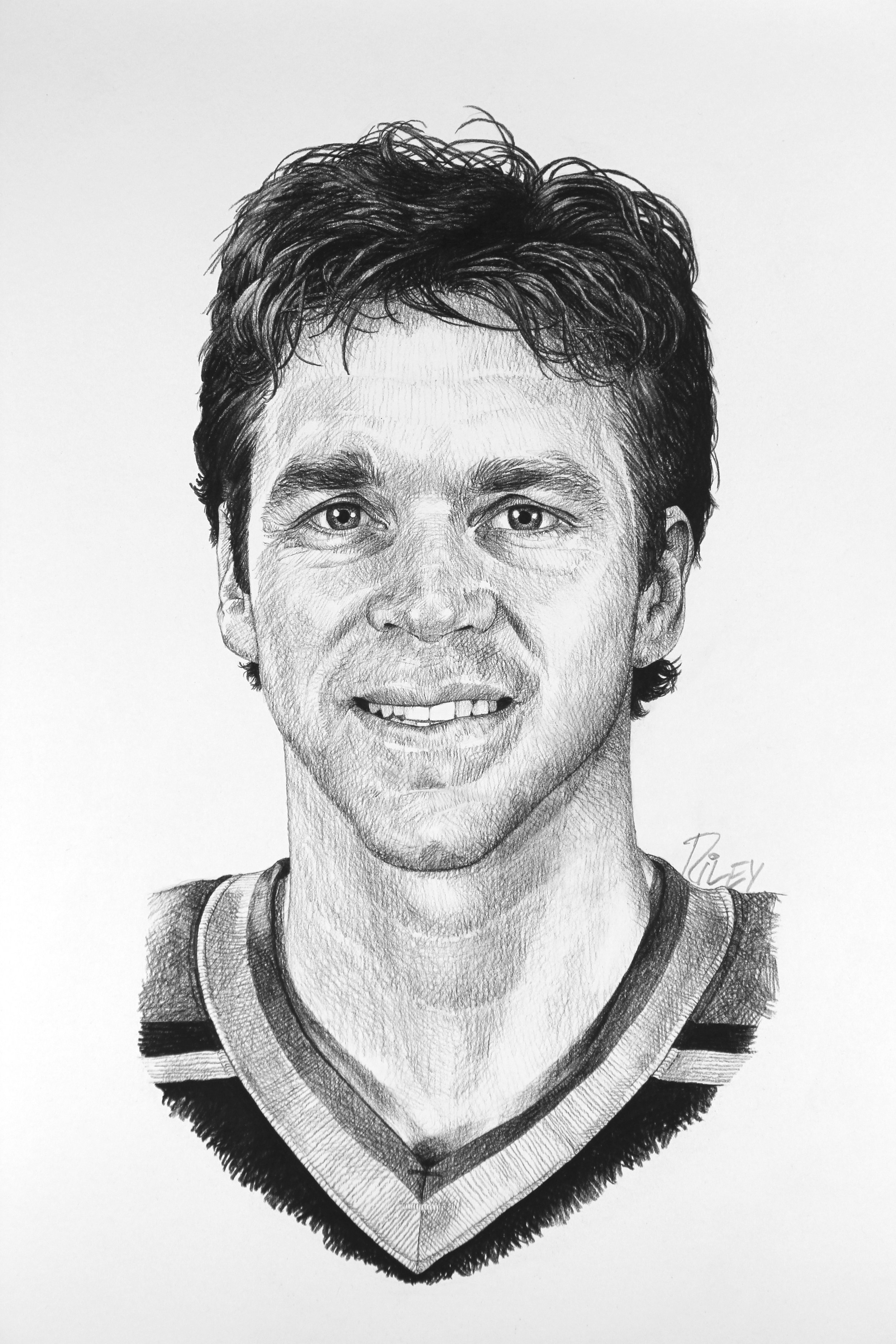 Luc Robitaille ©HHoF