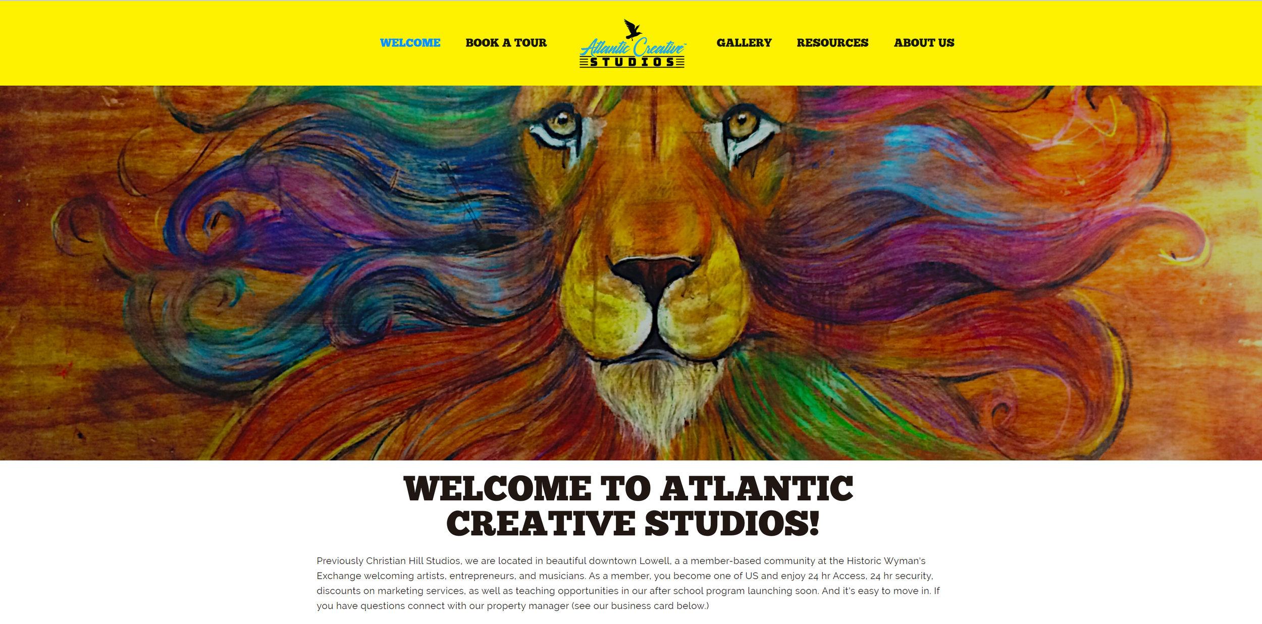 Atlantic Creative Studios of Lowell, MA