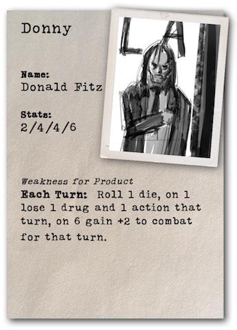 Lieutenant Card