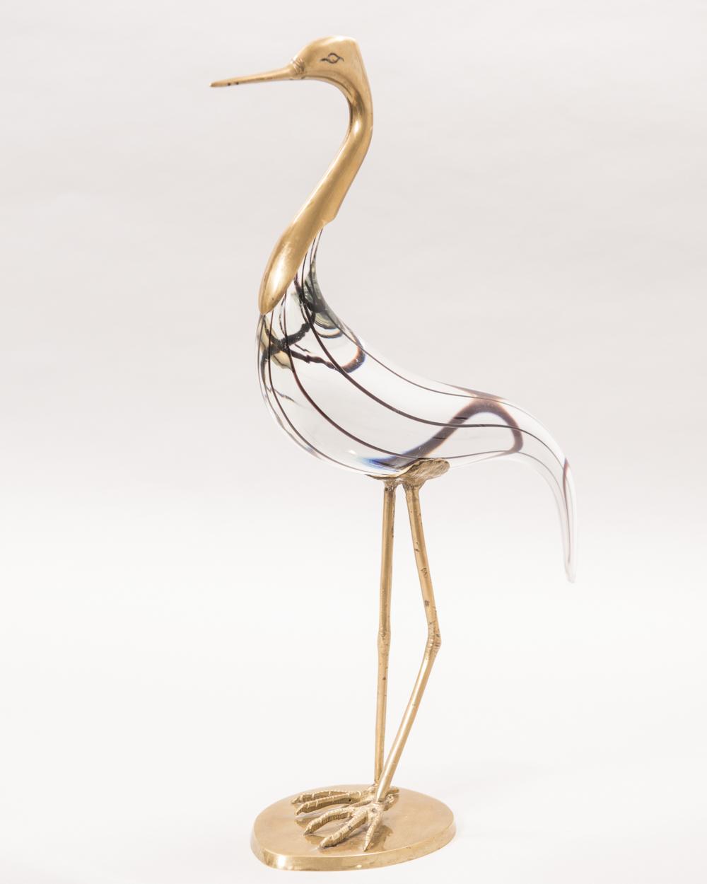 Ibis glass/brass