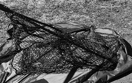 Large Meshed Net