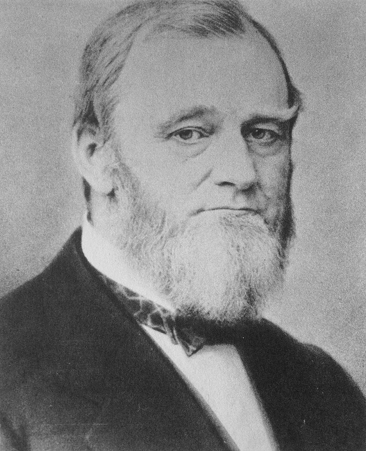 The man who officially brought carp to North America: Dr. Spencer F. Baird, head of the United States Commission of Fish and Fisheries. In the early 1880s, Baird was receiving 2,000 letters a year from citizens requesting carp for private ponds.