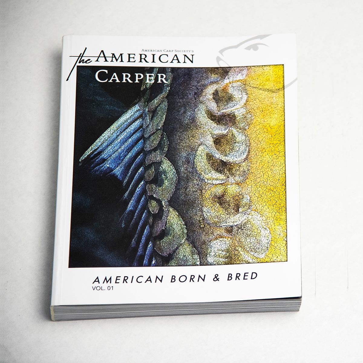 American Born & Bred - Vol.1 - 2018