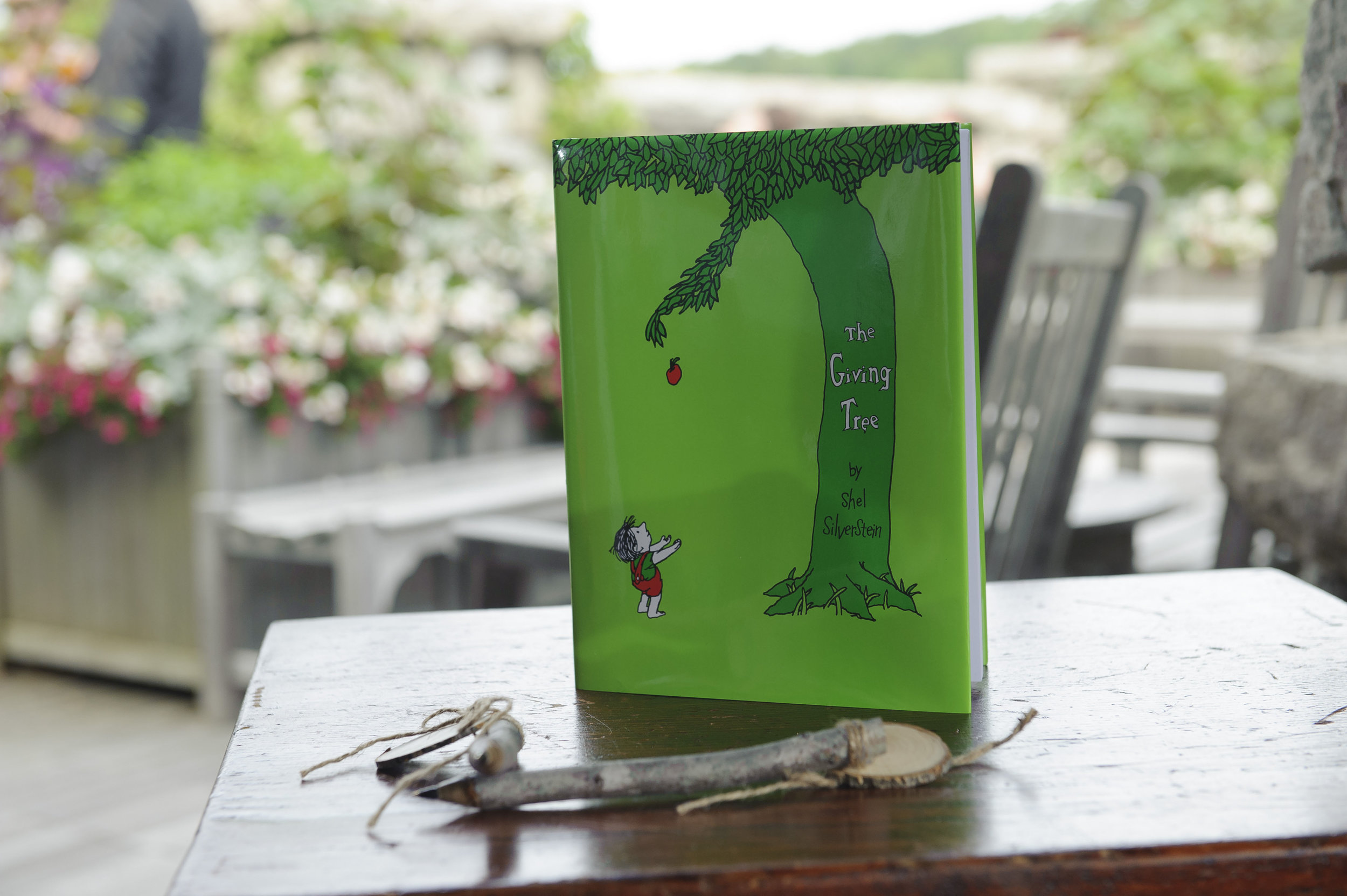 Giving Tree Guest Book