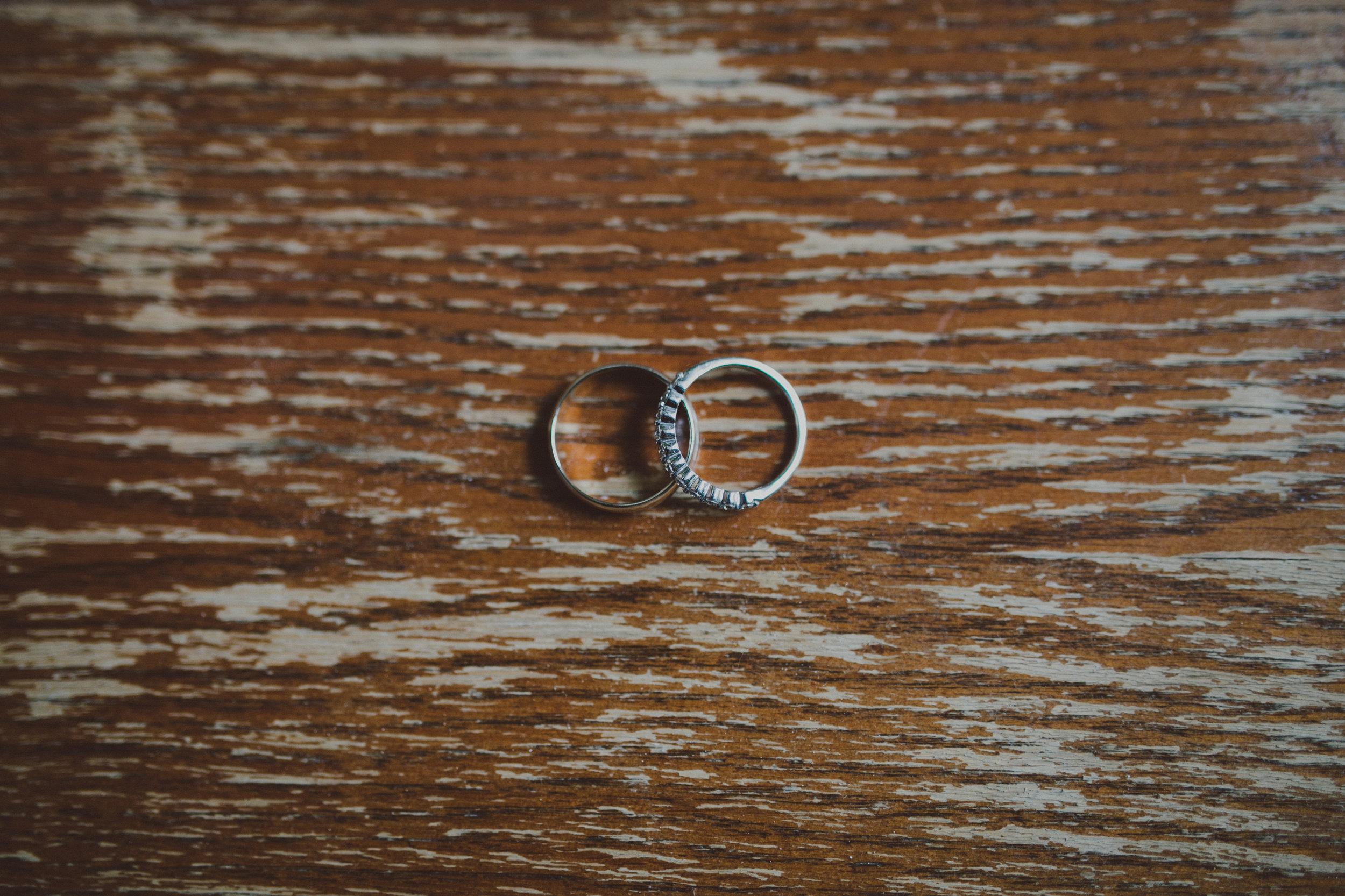 Brooklyn Wedding Rings