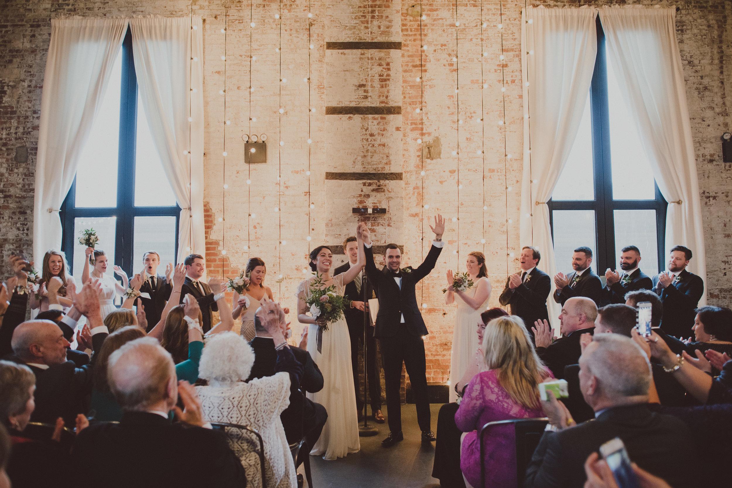 Brooklyn Wedding Coordinator Ceremony