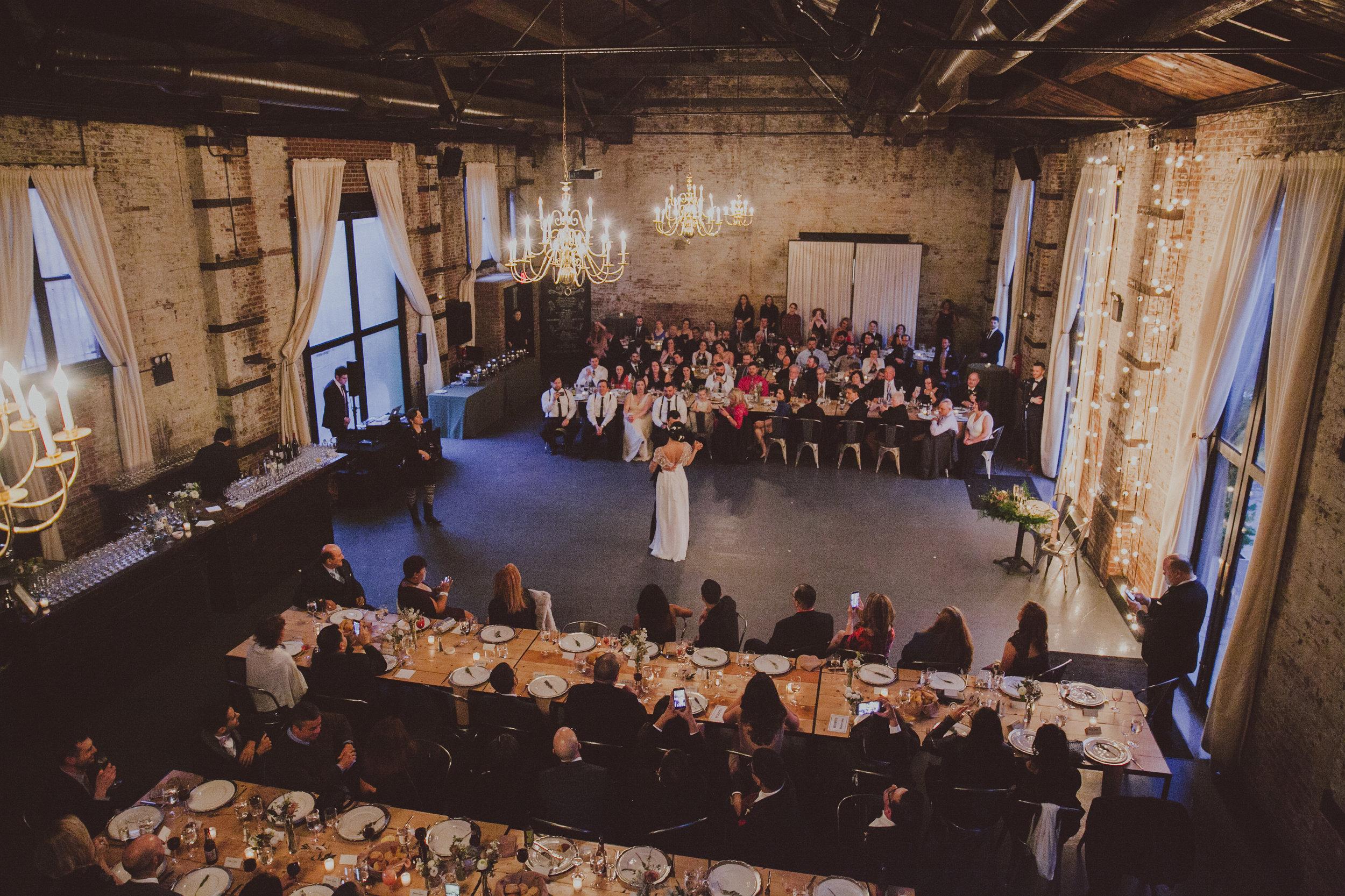 Brooklyn Wedding First Dance