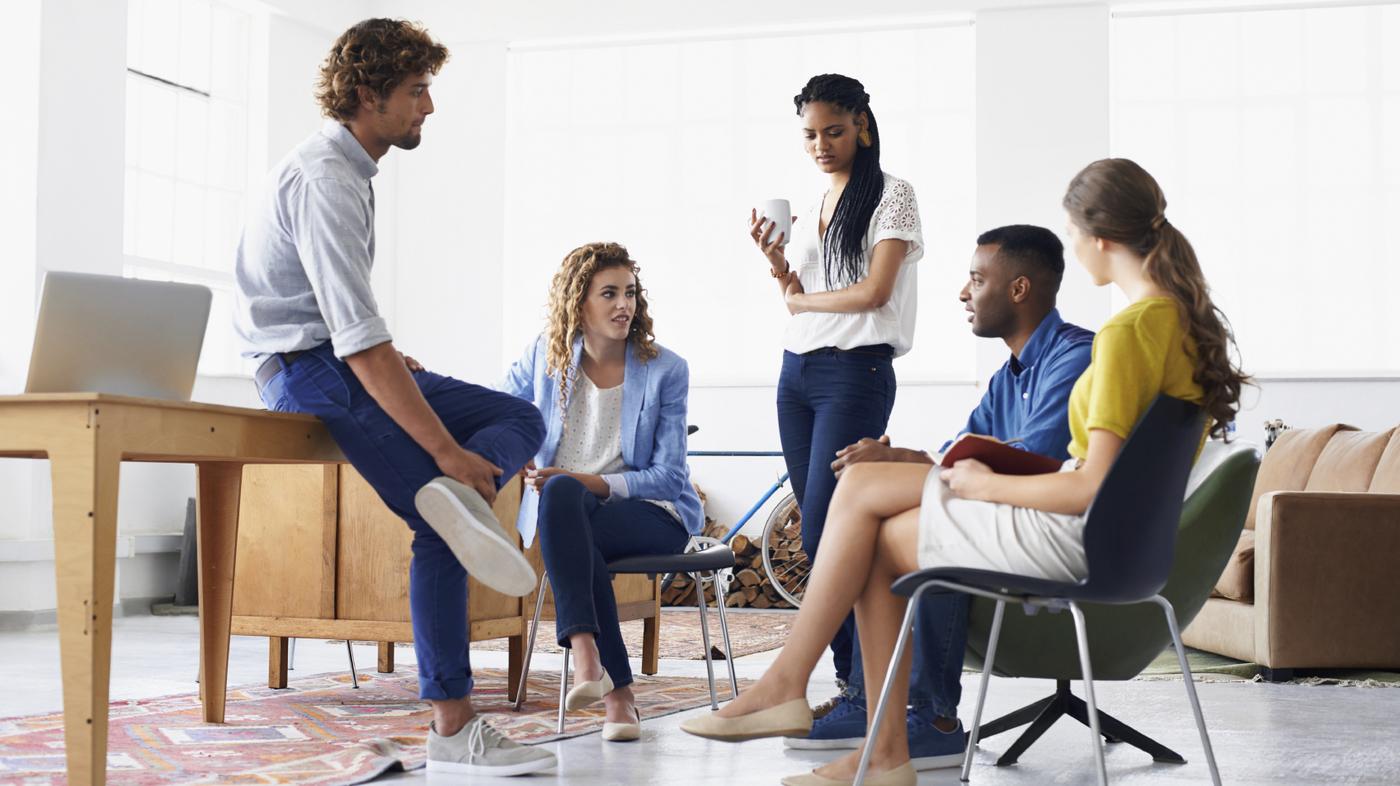 Millennials need financial mentorship and training.