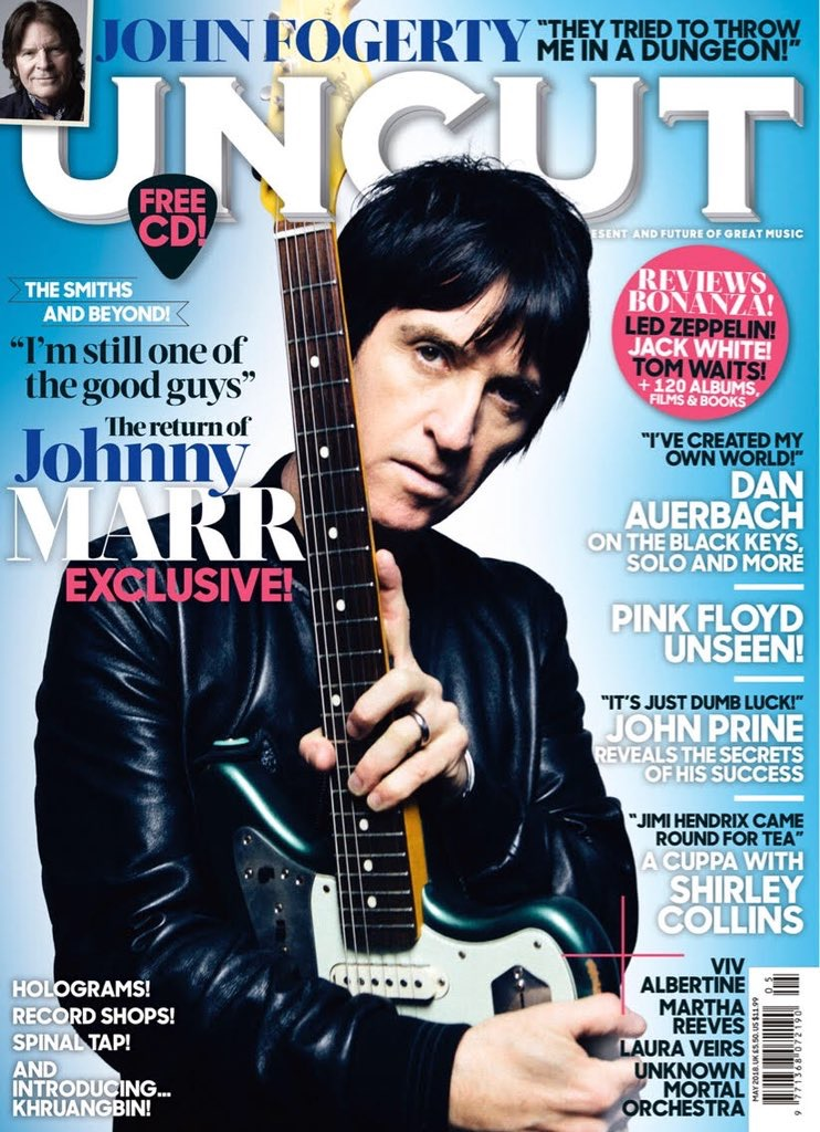 Johnny Marr - Uncut