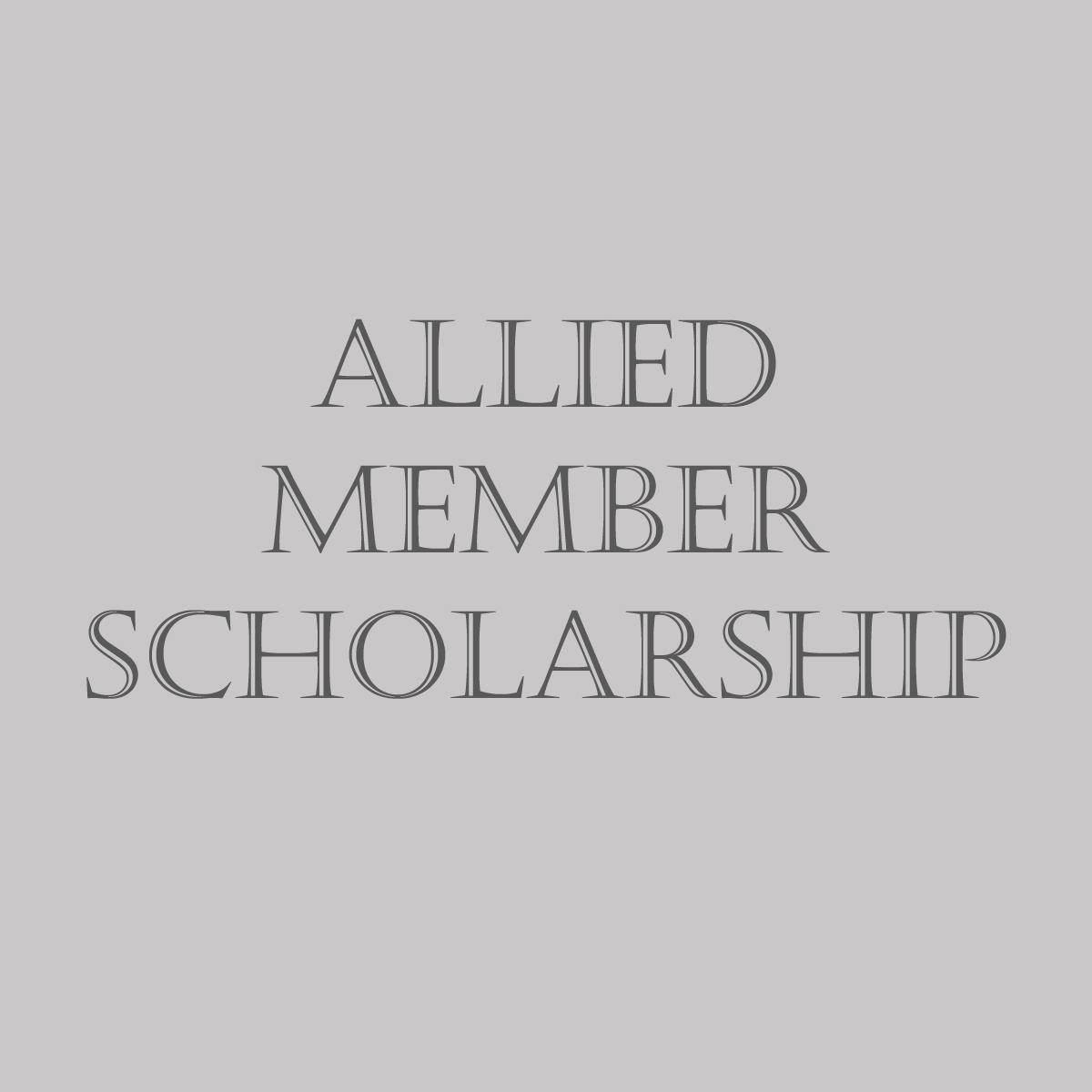 Allied Member Scholarship.jpg