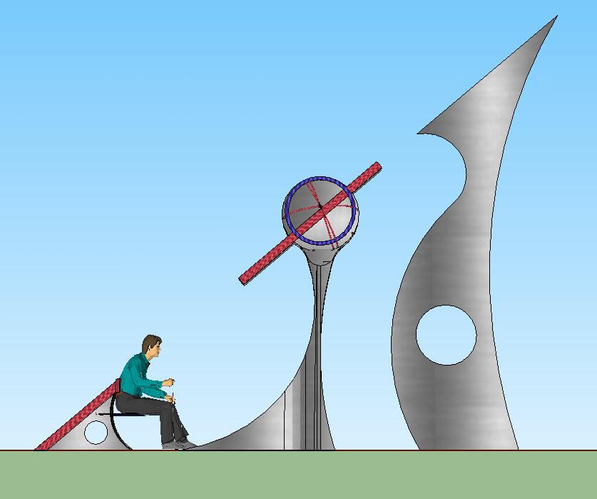 Place Moment Sculpture Study