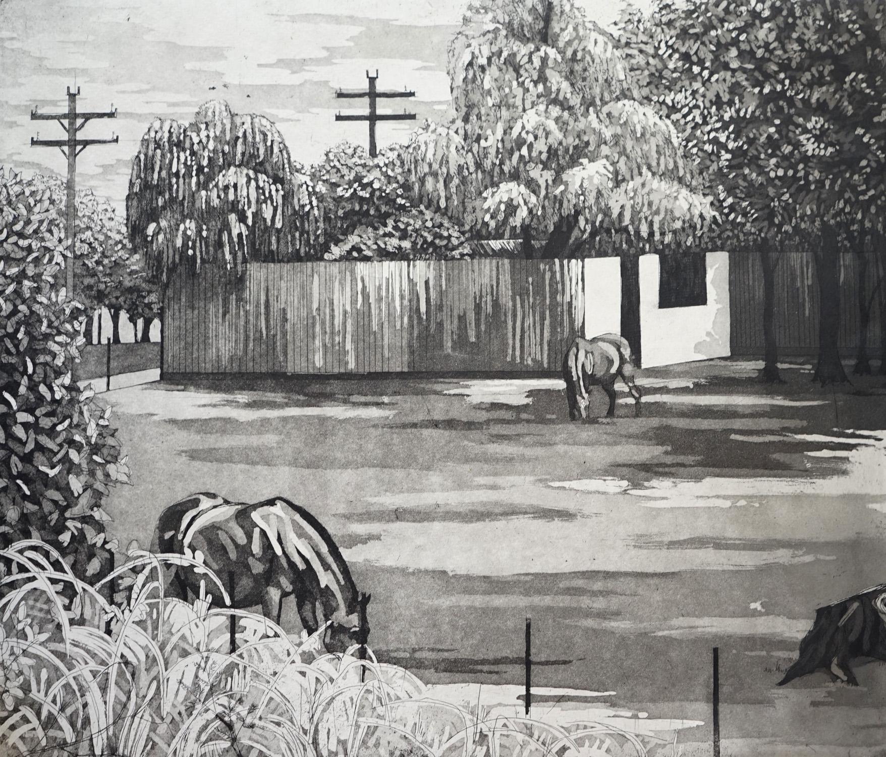 Suburban Pastoral 3, 2010