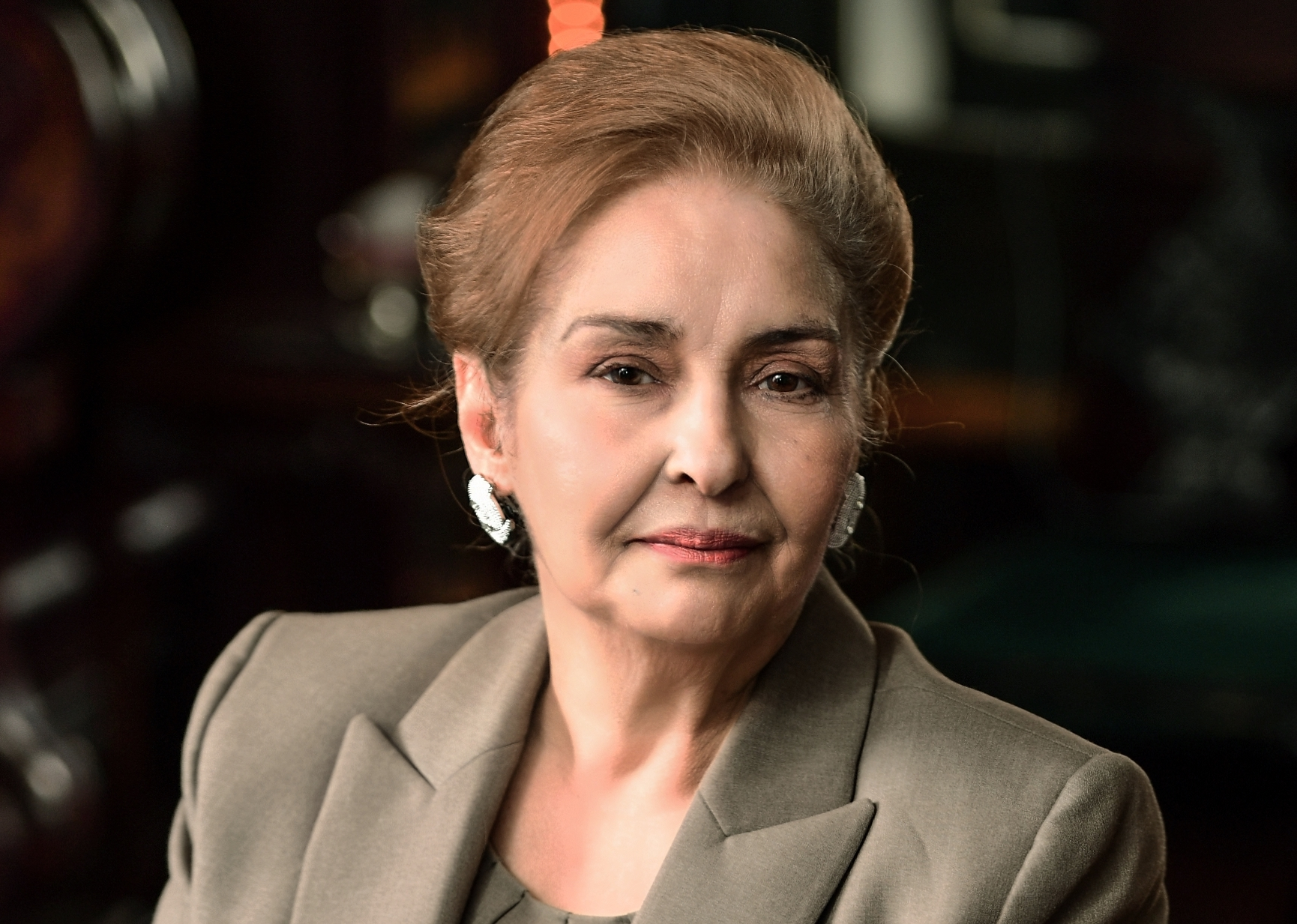 Nelda Pozo - Jimenez - Jimenez Tobacco is a strong, matriarchal institution, as Nelda is not only the paramount presence in our kitchen, but the ONLY female master blender in the country.