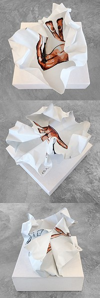 "Ava Sketch  16 x 30"""