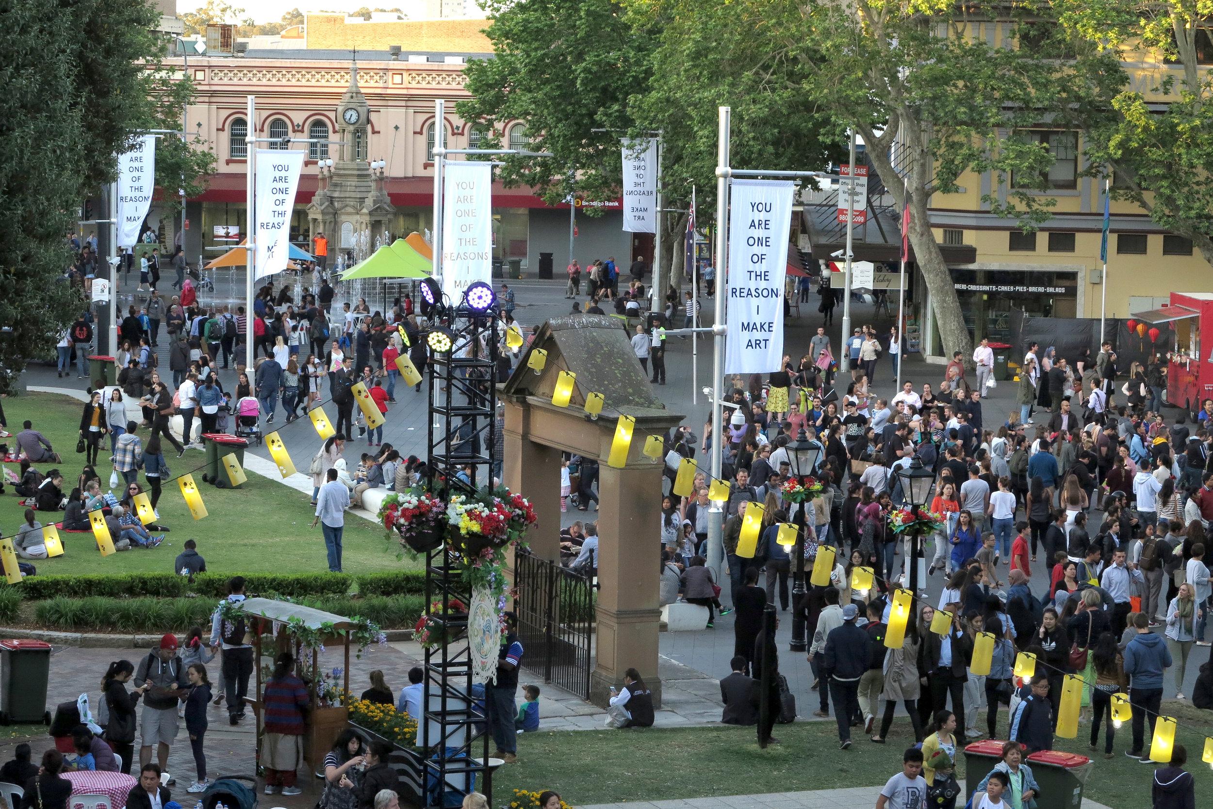Centenary Square, Parramatta