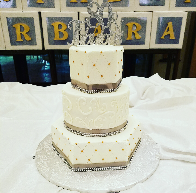 3 tier hexagon birthday cake.png