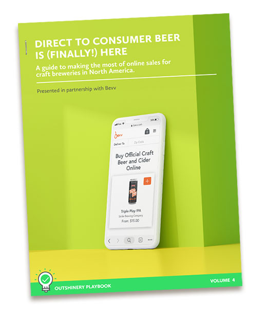 A guide to making the most of online sales for craft breweries in North-America -
