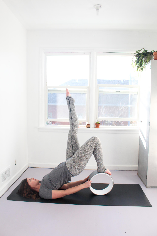 Yoga Wheel Little Urban Life Health Wellness Page