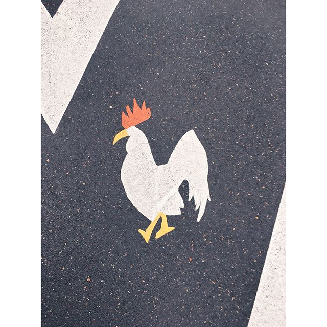 Saw this on a pedestrian crossing today... #kacdc #kfcjamaica
