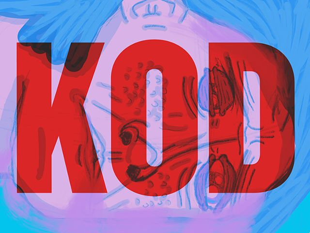 DON'T DO DRUGS KIDS! 💊 #JCole #KOD #illustree #kacdc