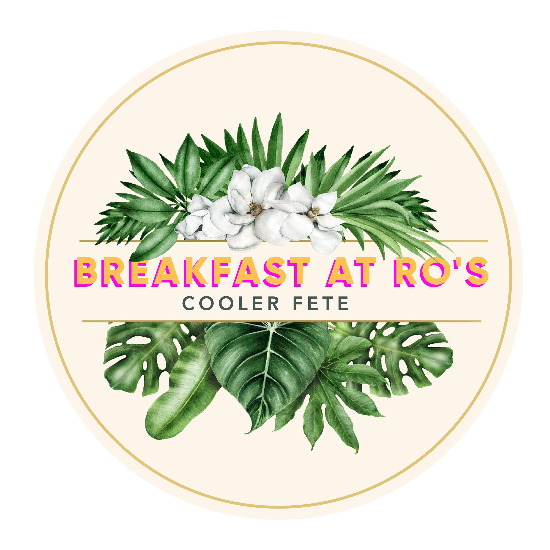 Breakfast at Ro's: Birthday Party