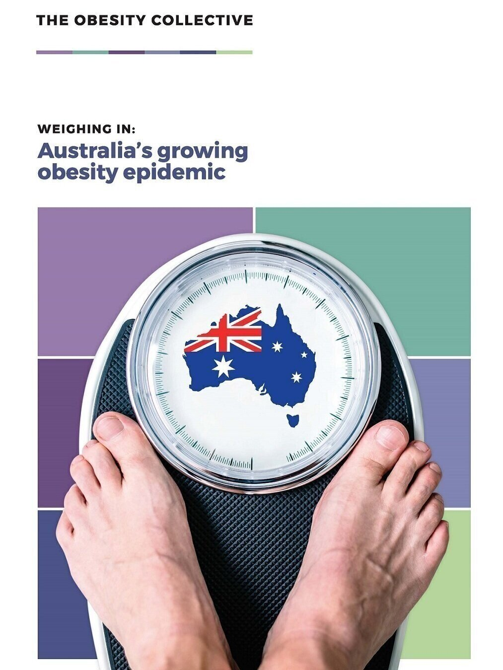 Australia's growing obesity epidemic - Our latest report.The alarming new study shows there are 900,000 more people living with obesity today, compared with just 3 years ago. If the current growth rate continues, within 10-years, 4 in 10 Australian adults will be living with obesity.