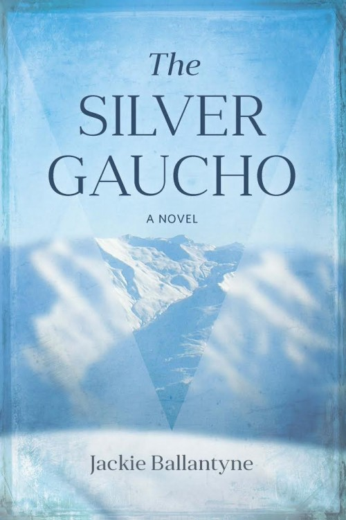 The Silver Gaucho,Jackie Ballantyne  Published by The Doby Press ISBN: 978-0-473-27525-9  The Silver Gaucho is dead - and across Argentina an entire nation is in mourning. But for adventurer Lockie Steele, the death of the famous television idol is merely one part of a puzzling family mystery. Why does the wealthy and manipulative Mabon family wish to engage her services, and why are they prepared to go to such lengths to protect their secrets? Why has the Silver Gaucho's brother disappeared without trace into New Zealand - and what are the family conflicts that force him to remain hidden? Ranging from Argentina to the South Island of New Zealand and back again, Jackie Ballantyne's surprising new novel combines an infectious passion for Argentina's culture and people with a talented writer's confident ability to tell an engrossing, deeply satisfying story.