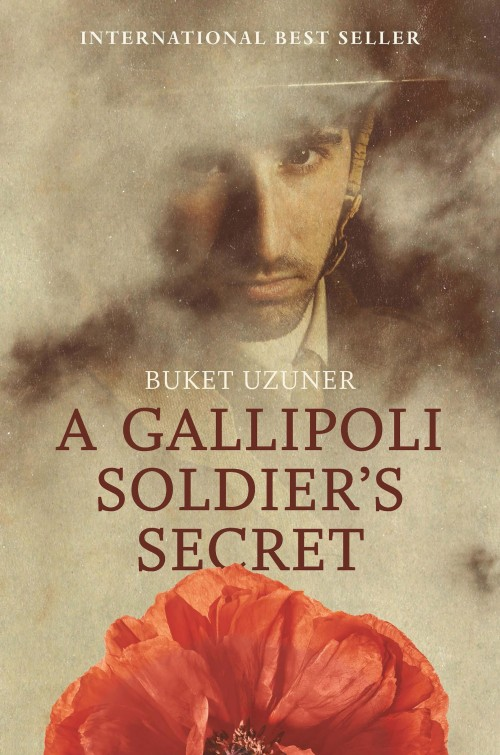 A Gallipoli Soldier's Secret, Buket Uzuner   Published by Antares Publishing ISBN:9780473287894   Designed by Anna Egan-Reid    A Gallipoli Soldier's Secret  is the story of a New Zealand woman's pilgrimage to Turkey to discover the truth about her great-grandfather's fate - a Gallipoli soldier who never returned home. During her search she stumbles over dark secrets which have been hidden in a Turkish village for decades. They are so sensitive that disclosure threatens embarrassment for villagers and two old foes -New Zealand and Turkey.   A Gallipoli Soldier's Secret  is unique in that it provides a glimpse of the war from a Turkish perspective. It also vividly reveals village life and a journey of inner conflict and self-discovery.