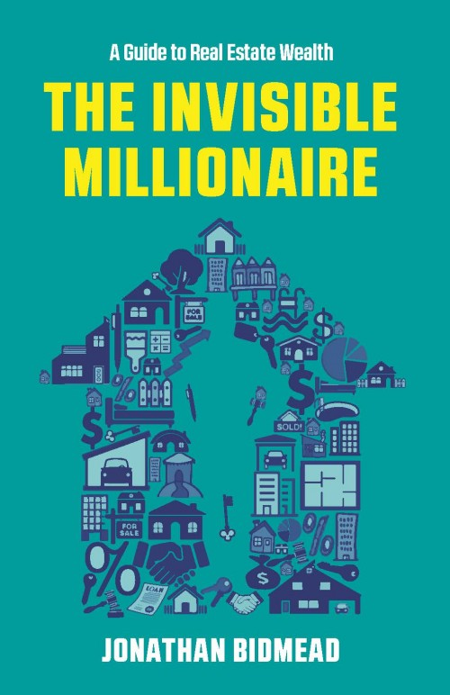 The Invisible Millionaire, Jonathan Bidmead  Publishing by Mary Egan Publishing ISBN: 978-0-473-35409-1  Most millionaires in our midst are invisible. Many people would be surprised as to who the real millionaires are, as opposed to those who may drive prestige cars and live in the right suburbs. Invisible is how they make the intangible tangible. Invisible too are the thoughts, beliefs, axioms and actions of millionaires. Welcome to the journey. Invest two hours of your time to make visible what was invisible!