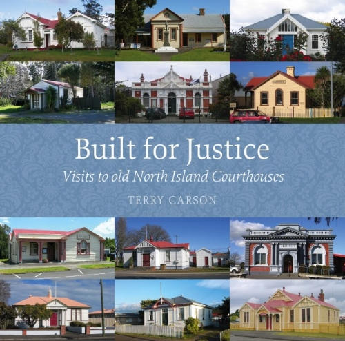 Built for Justice, Terry Carson